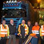 ISLE OF MAN STEAM PACKET COMPANY CARRIES UNUSUAL CARGO